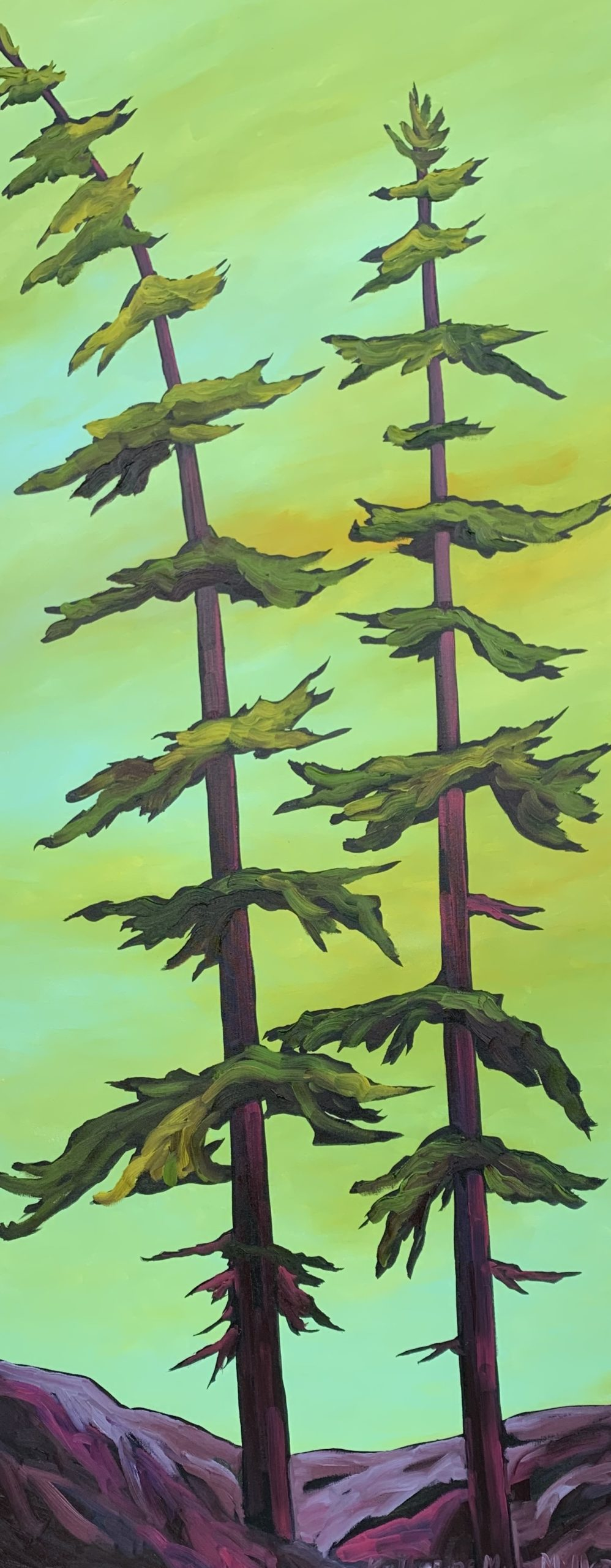 547-Dancing Pines of Greens