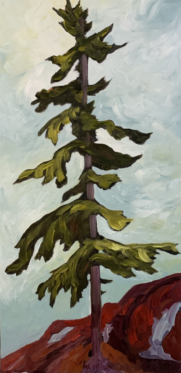Pines in Poetry 1