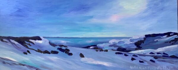 View of Frobisher Bay