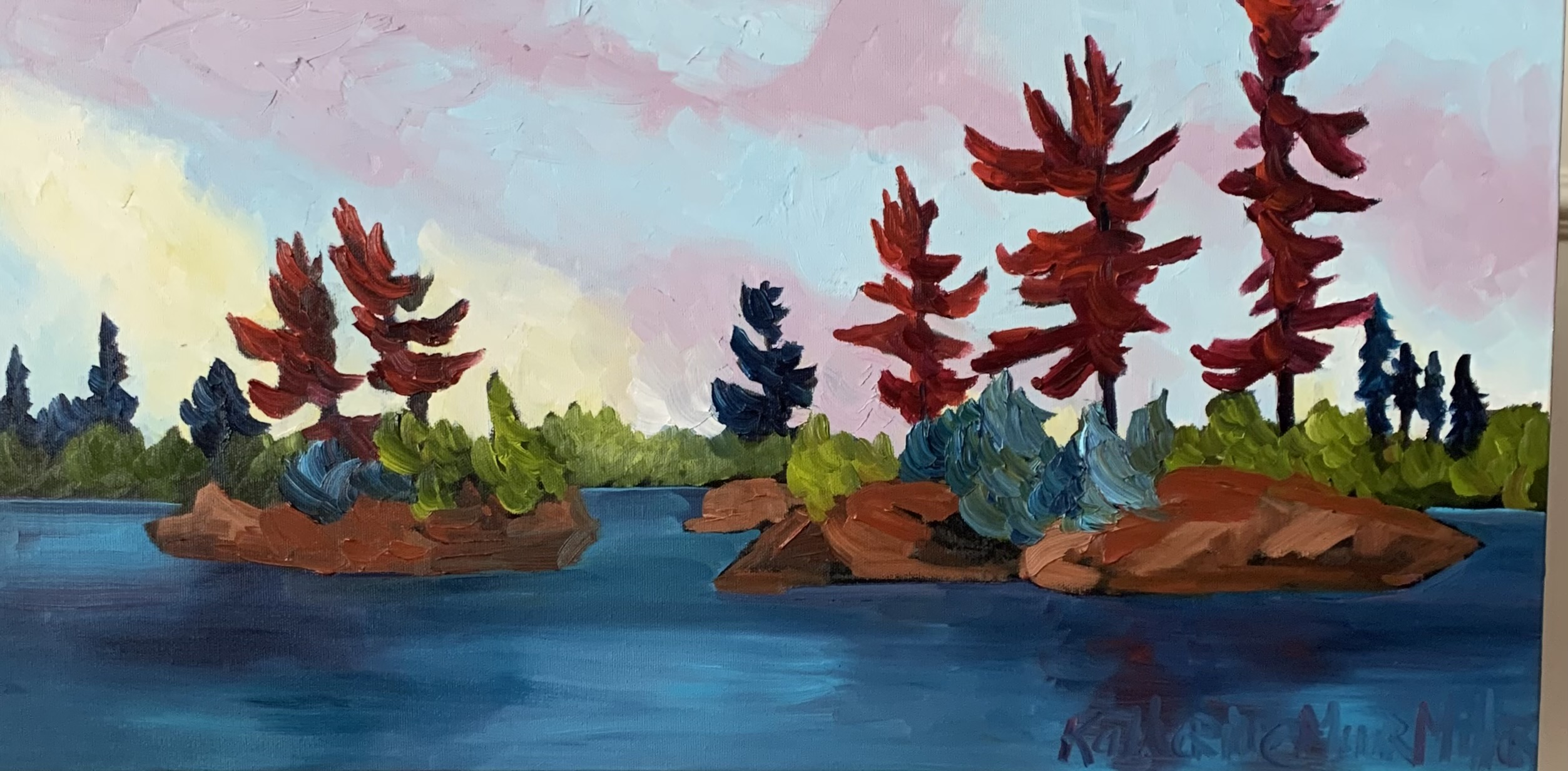 Islands of Temagami